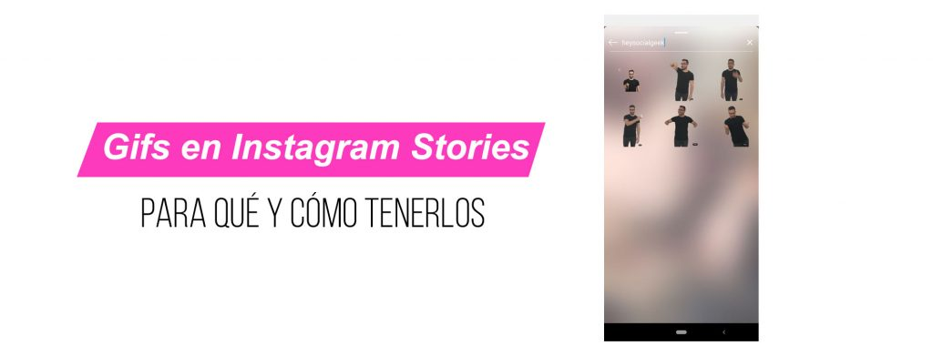 subir gifs personalizados a instagram stories